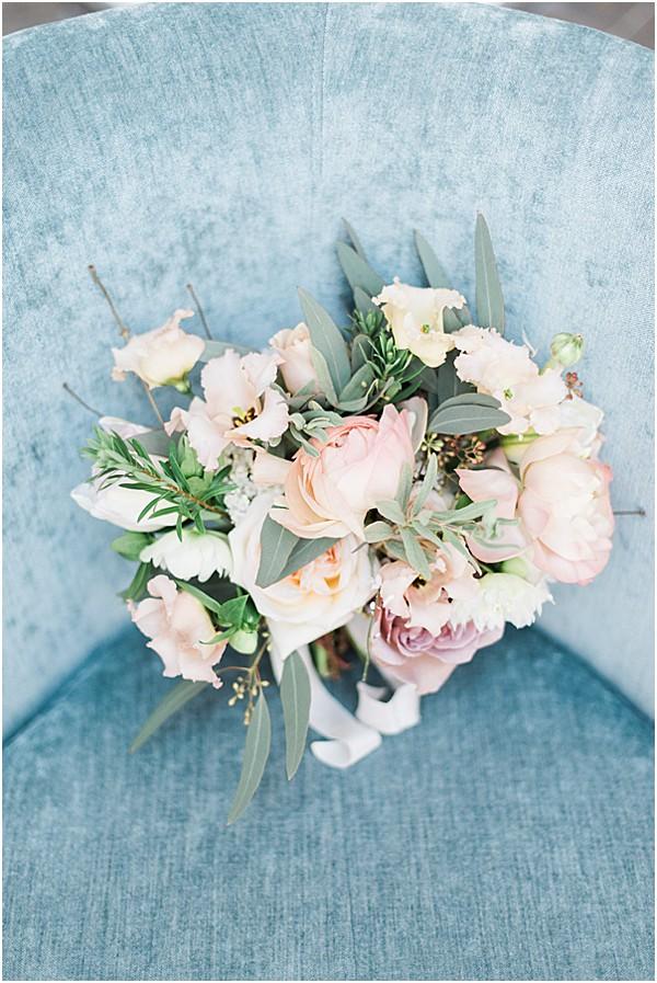 classic soft pink florals