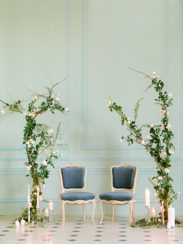 elegant wedding decor