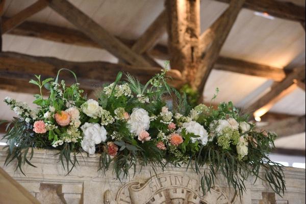 floral arrangement france