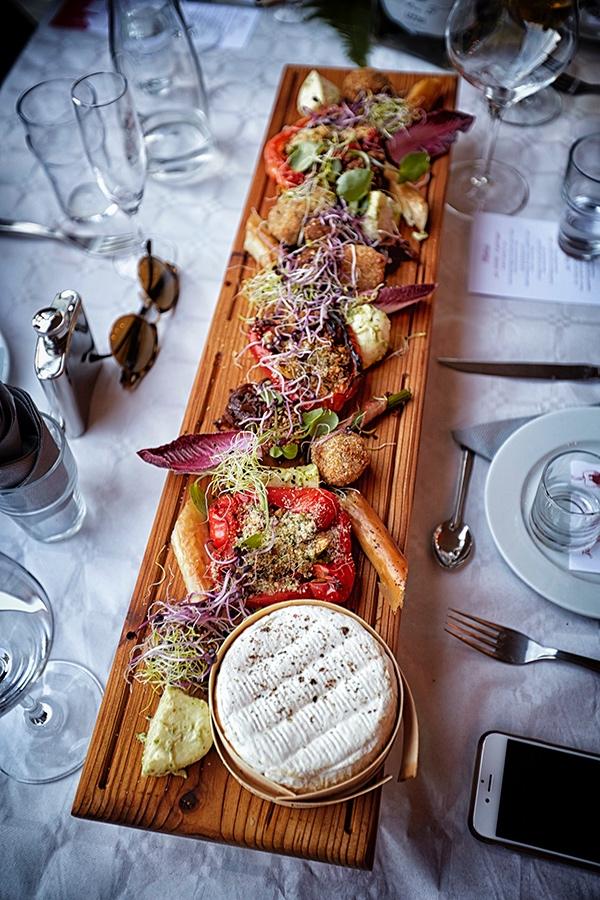 france wedding platter