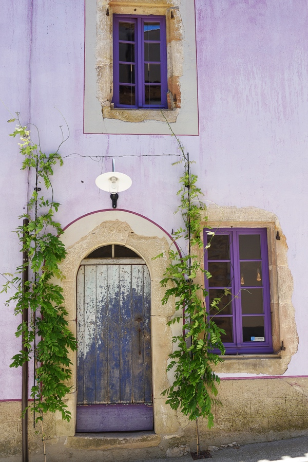 french lilac house