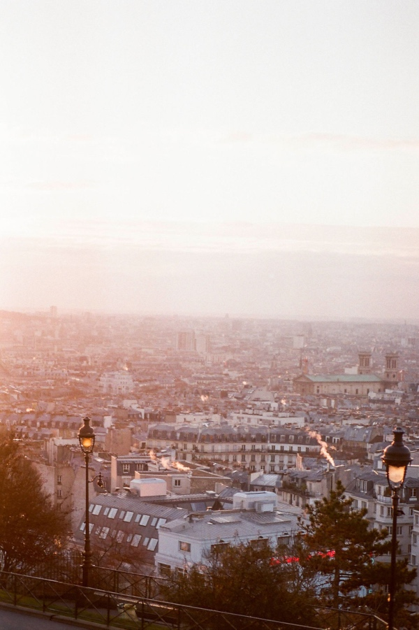 paris city landscape