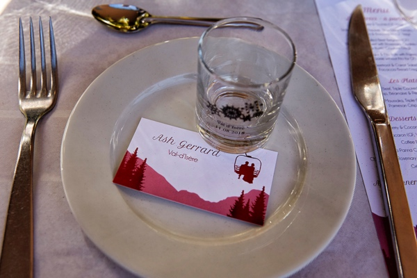place setting france
