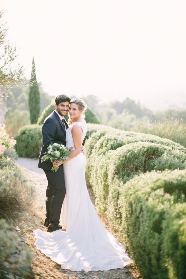 provence wedding background