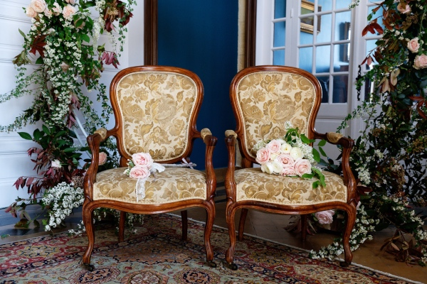 regal french chairs