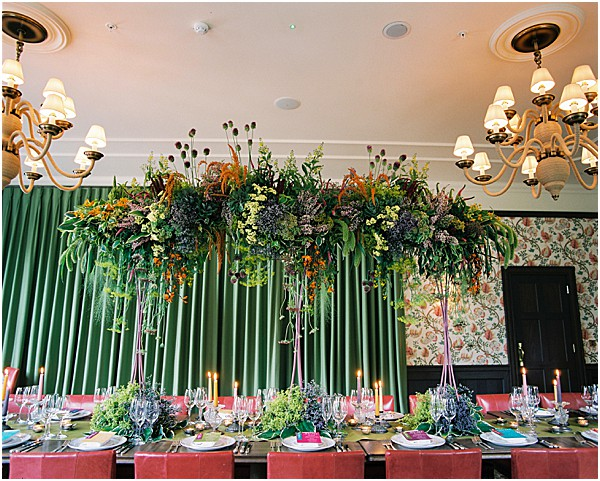 Beautiful Flowers for your rehearsal dinner