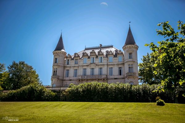 Chateau Saint Martin de Graves Wedding Venue in Languedoc Roussillon