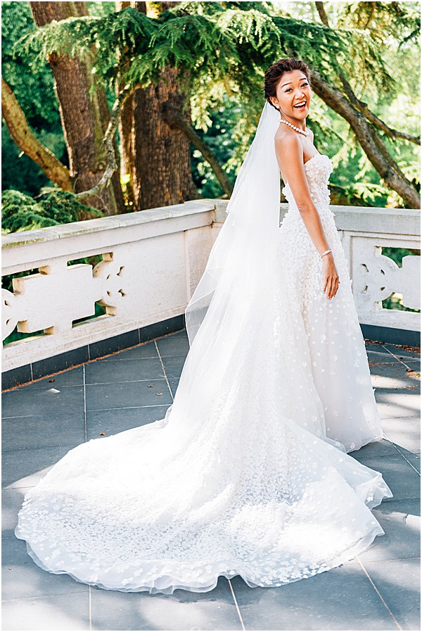 bridal gown france
