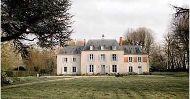 chateau wedding in the loire valley venue