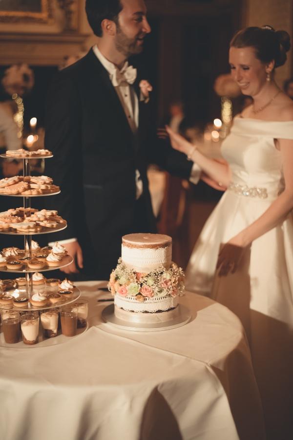 france wedding cake