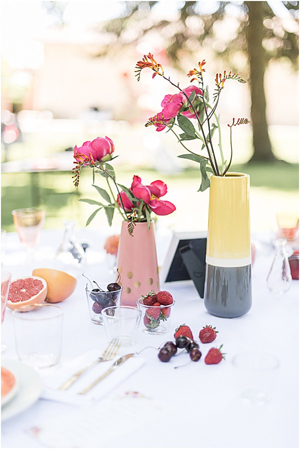 fruit table top decors