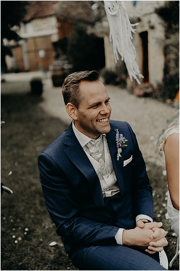 groom at Sainte Mondane
