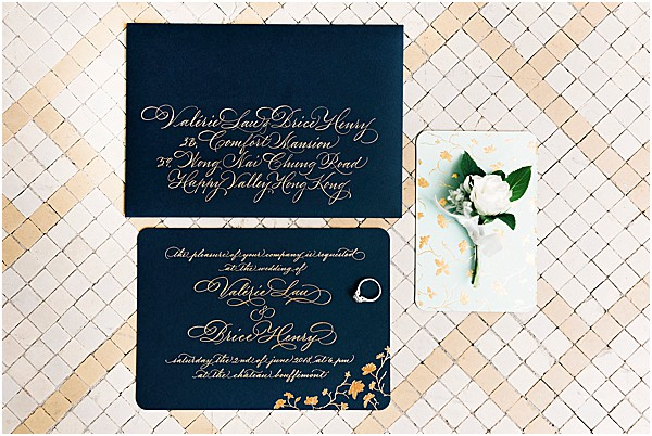 invites and guest list examples