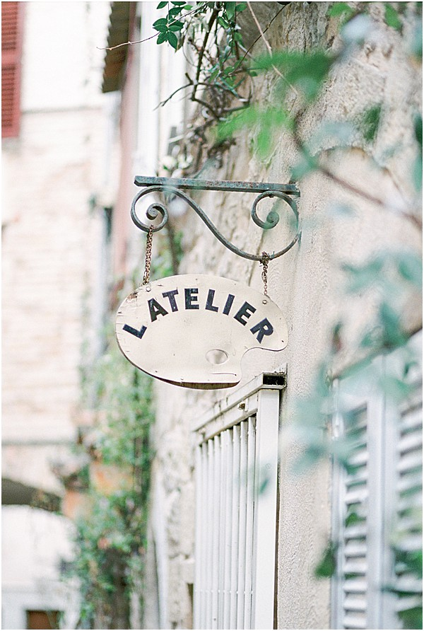 latelier in French streets