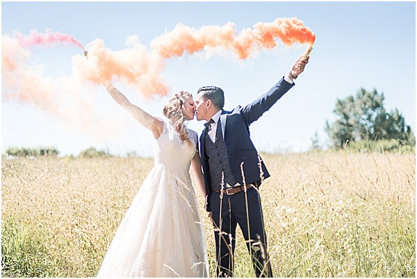 smoke bomb photo ideas