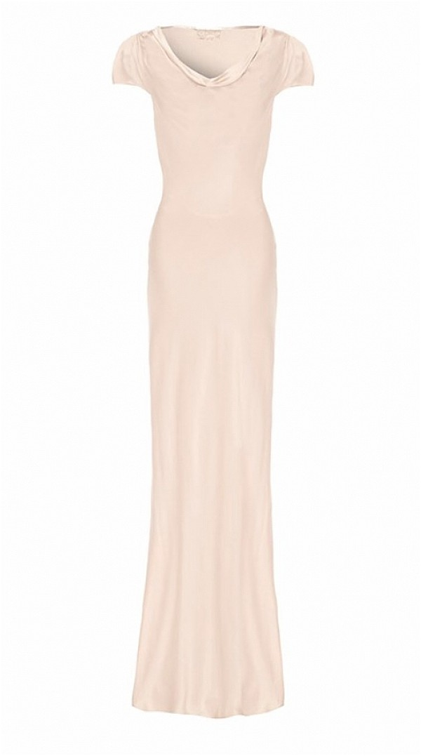 bridesmaids dress one