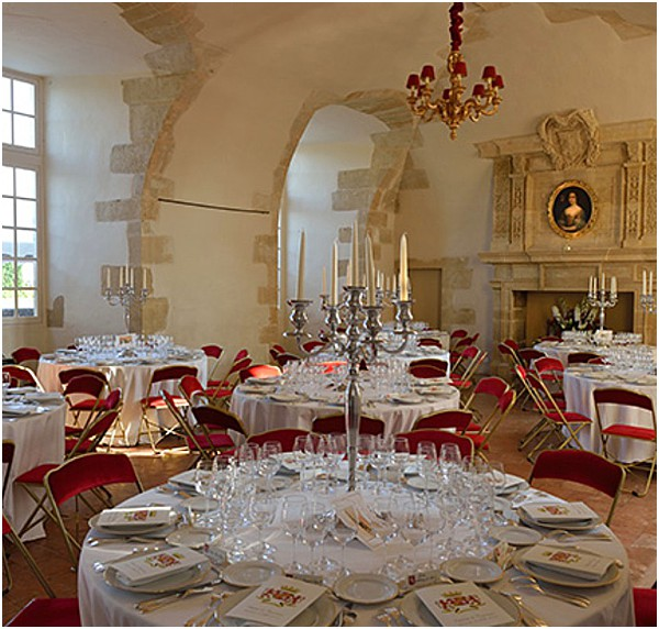 Chateau Cazedneuve Best Wedding Venues in Aquitaine