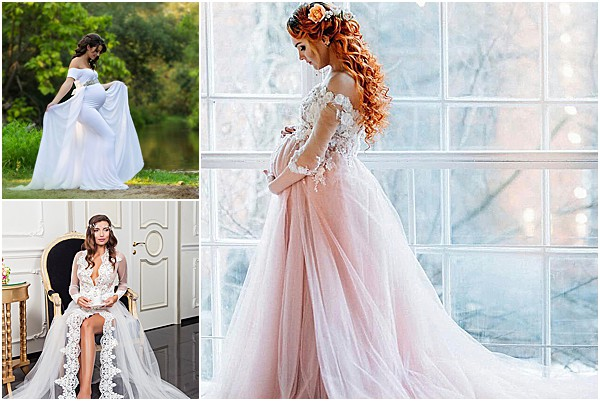 Destination Maternity Wedding Dresses French Wedding Style