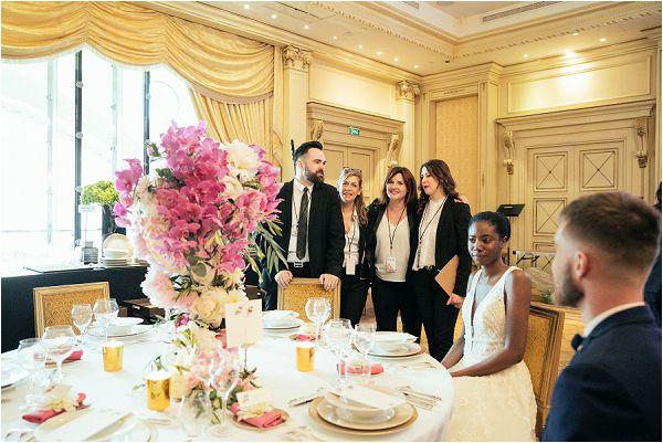 Jaelys wedding table contest