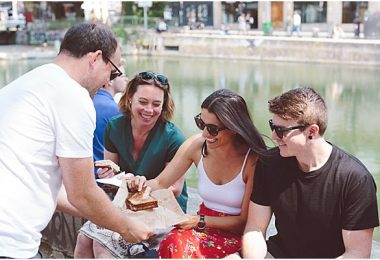 Partnership blog with Eating Europe the number one tour in Paris