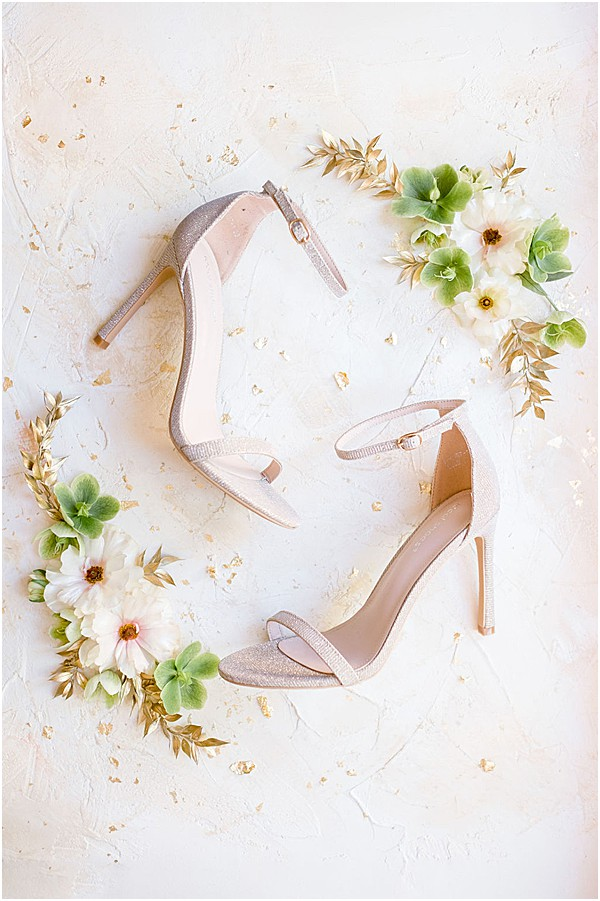 brides shoes in Provence