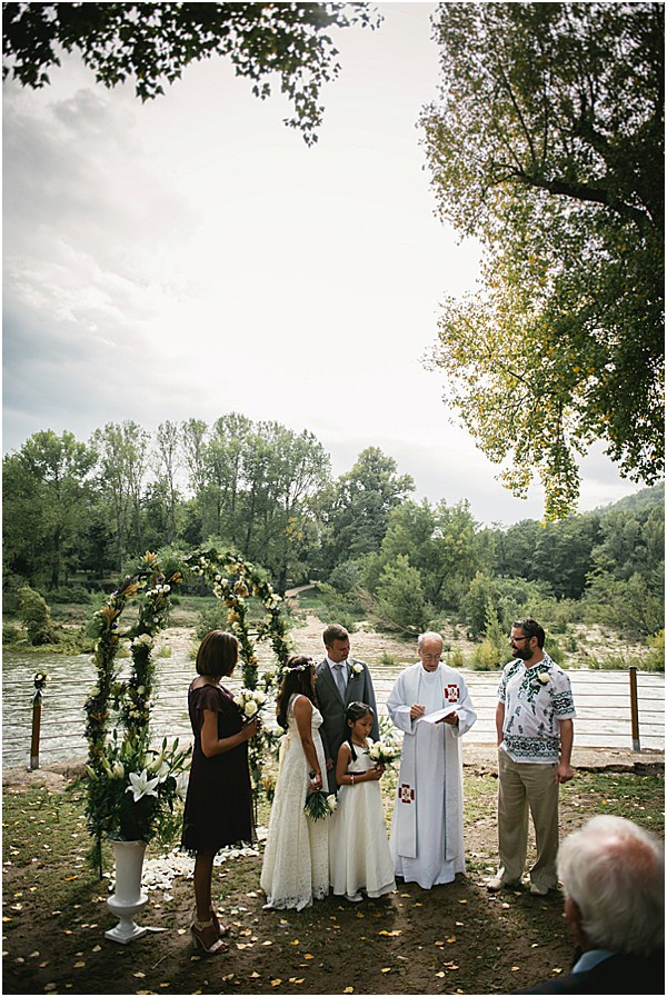 ceremony views in France | Image by Ambre Peyrotty