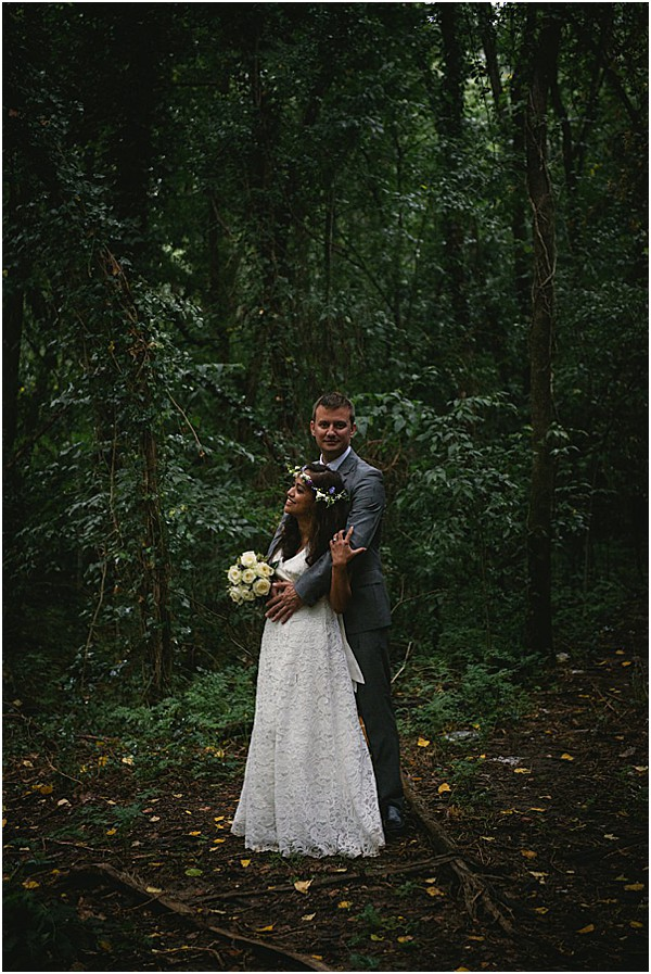 couple in the forest | Image by Ambre Peyrotty