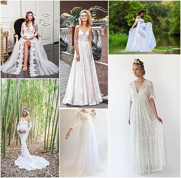 destination maternity wedding dresses snapshot etsy