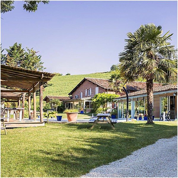 domaine de bordebasse venue • Wedding Venues in Midi Pyrenees