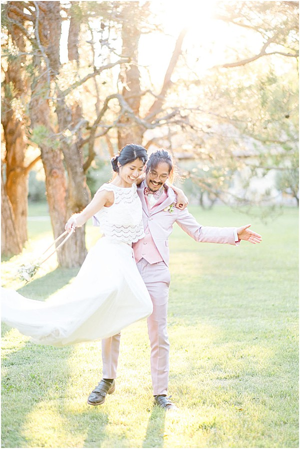 dream of getting married in Provence