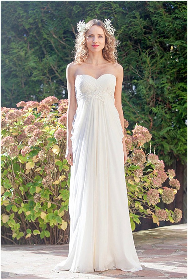 maternity wedding dresses in France