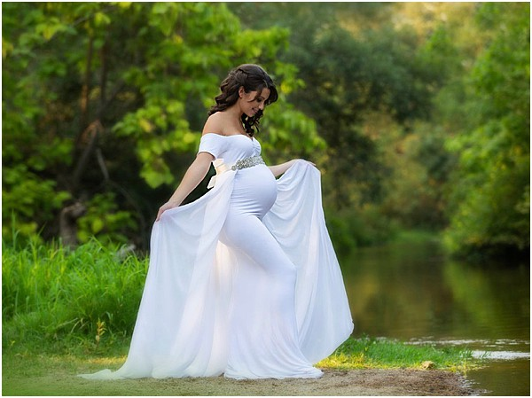 maternity wedding dresses sleek