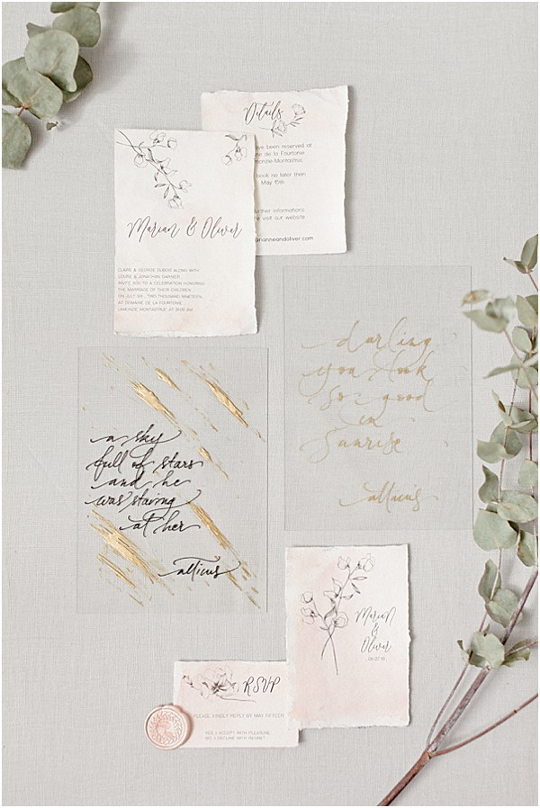 olive green stationary