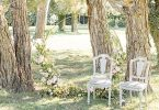 pastel wedding in Provence