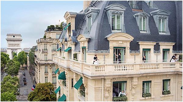 The penn paris top ten luxury wedding venues in Paris