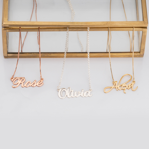 French Wedding Gifts: Personalised Gifts For Your Bridal Party From ONecklace