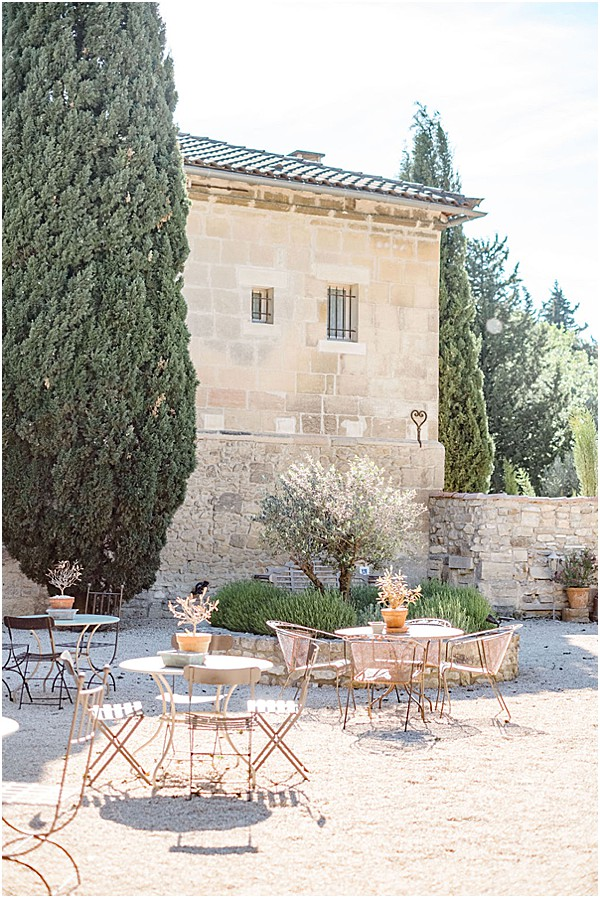 venue provence france wedding