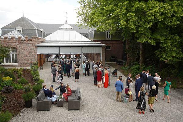 Chateau d'Hallines North of France Wedding Venue