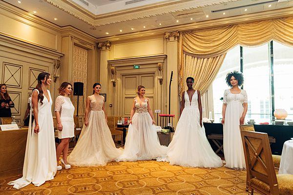 Wedding Table Contest Bridal Wear