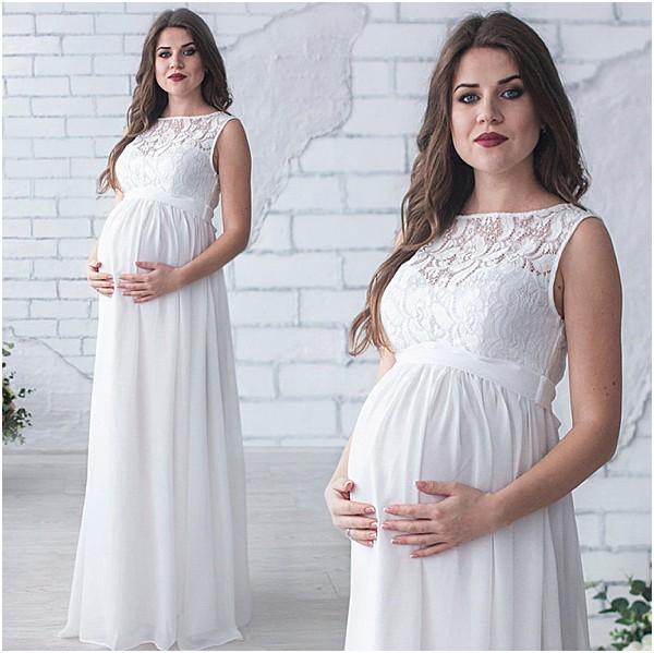 modern mom wedding gown