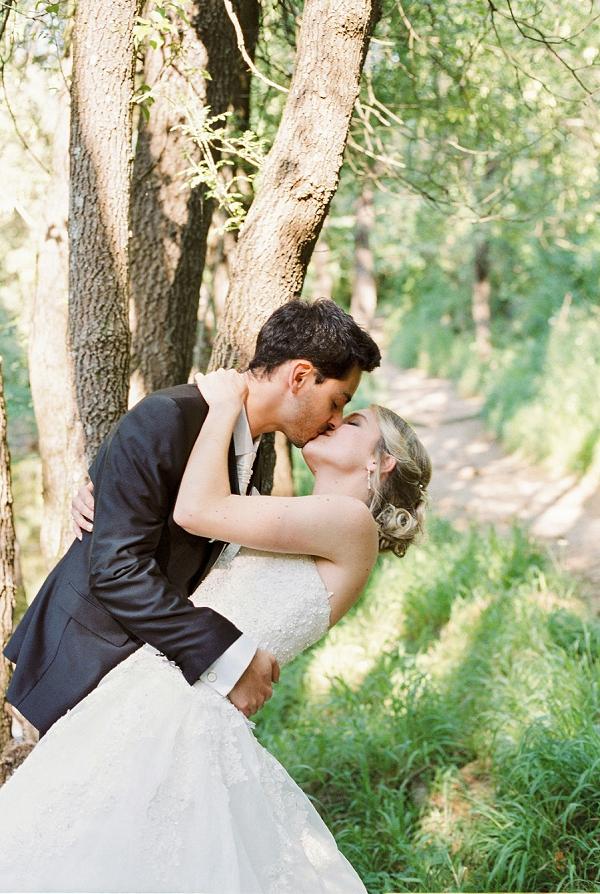 Auberge de la source wedding