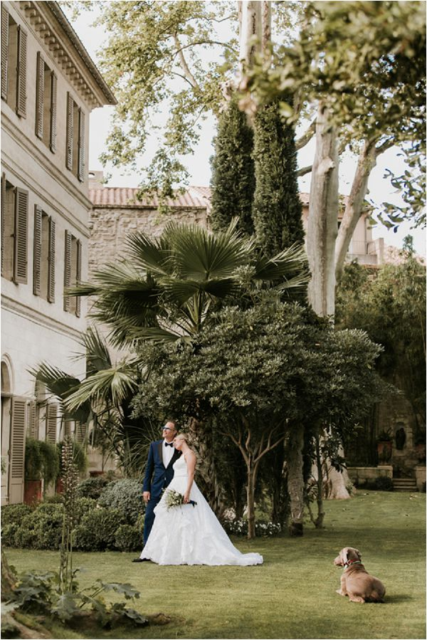 getting married in Avignon * Images by Weddings Provence