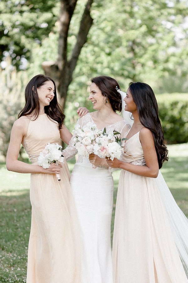 Blush wedding inspiration
