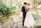 Classical Valbonne Wedding France