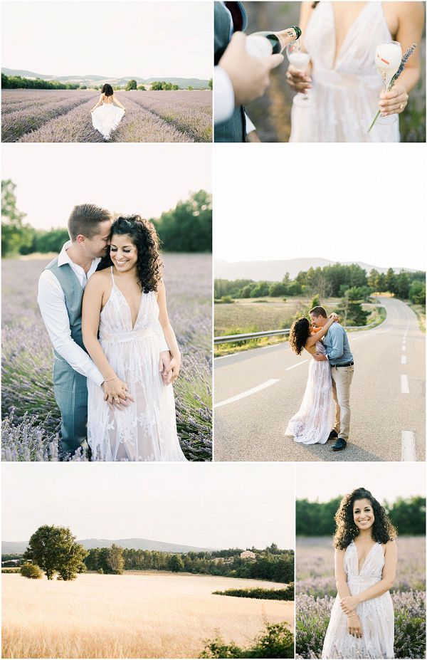 Engagement Session in Aix en Provence Snapshot | Image by Jeremie Hkb