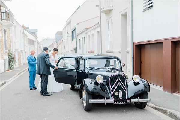 French Style wedding * Image by Thomas Raboteur
