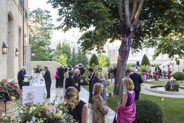 Hôtel de Caumont South of France Wedding Venue