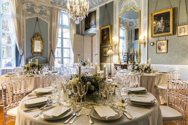 Hôtel de Caumont Wedding Venue in Provence
