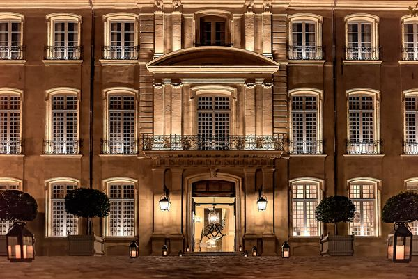 Hôtel de Caumont Wedding Venue