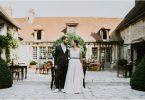 Kathryn Bass Bride Giverny Wedding France photography
